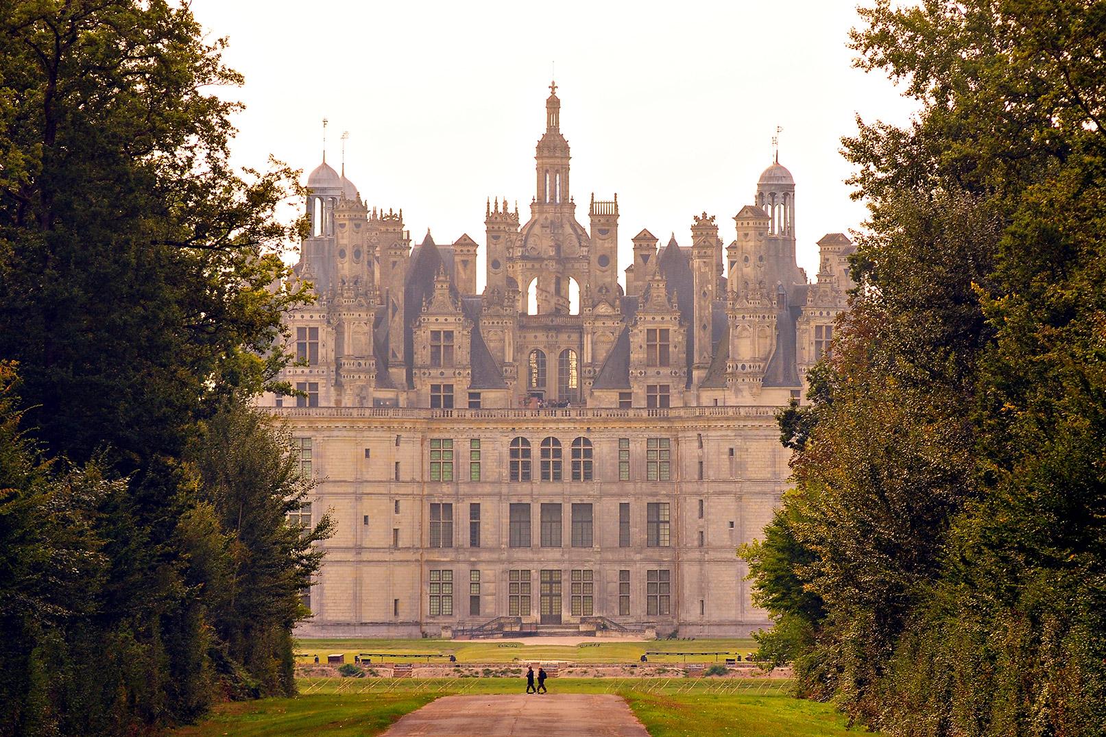 Королевский замок Шамборд