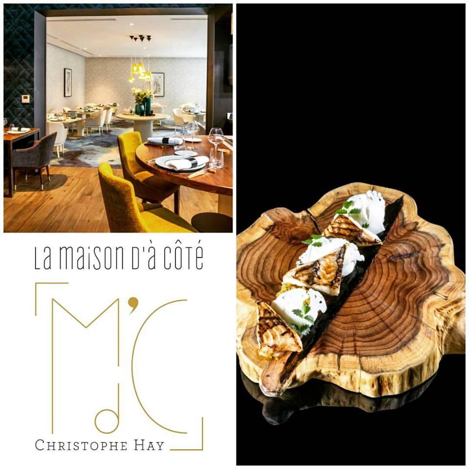 Отель-ресторан Ля Мэзон д'а котэ