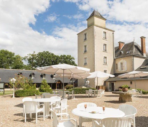 Рёле дё Ланд – отель ресторан****