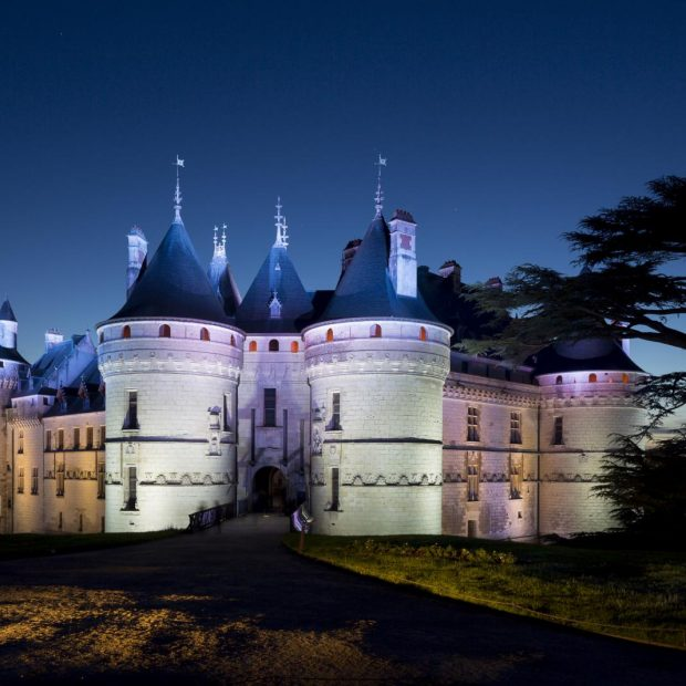 Королевский замок  Шомон-сюр-Луар – Chaumont-sur-Loire