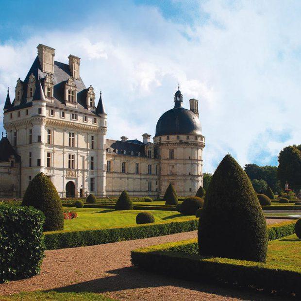 Замок Валенсэ  – Château Valençay