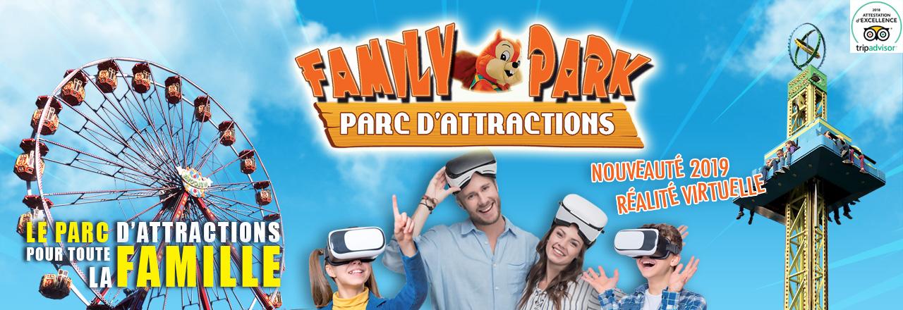 Family park – парк для всей семьи