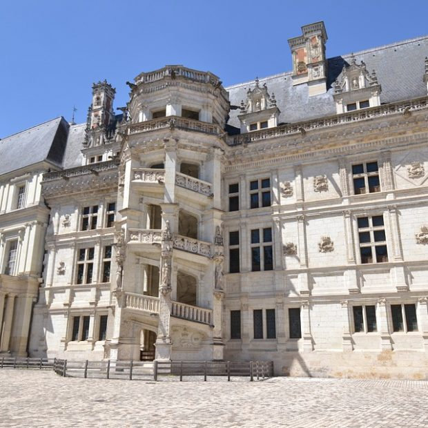 Истории любви и смерти в королевском замке Блуа