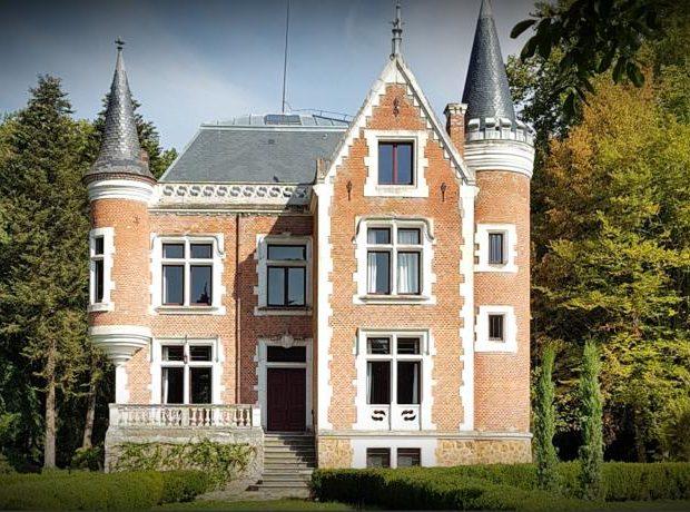 Шато дё Бонно – замок 19 века – Сюевре