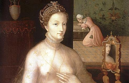 Диана дё Пуатье – жертва красоты