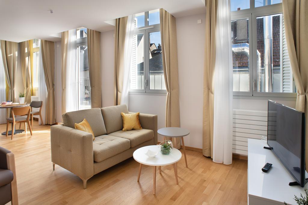 Аппарт-отель Le Bourg Neuf  – Blois
