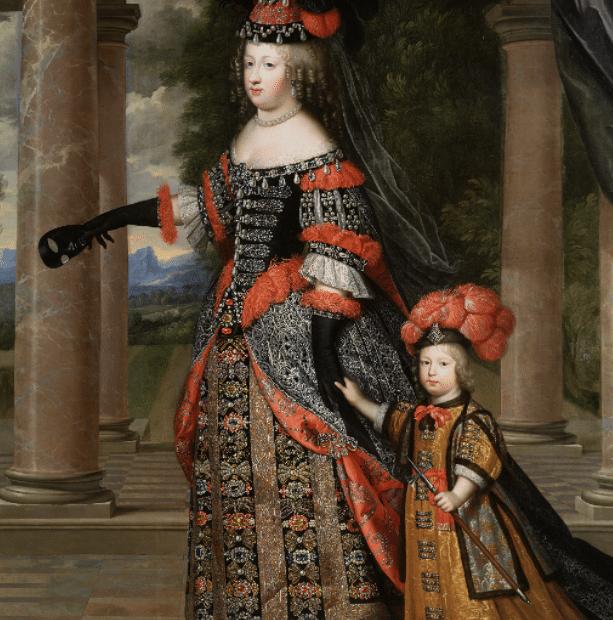 Личная трагедия Людовика XIV и королевы Марии-Терезы