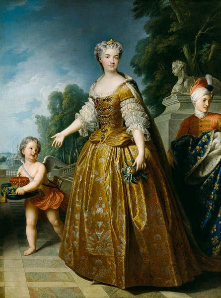 Королева Франции из Польши