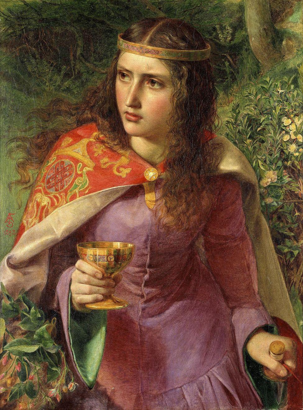 Алеонора Окситанская, средневековая королева
