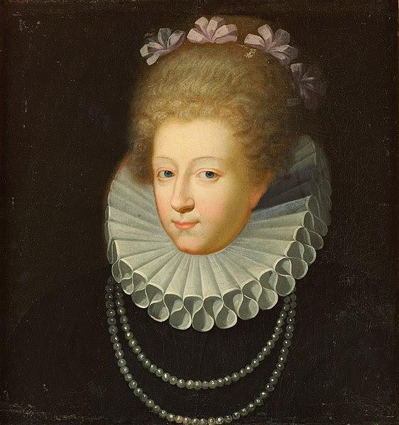 Габриэль Д'Эстре, фаворитка Генриха  IV