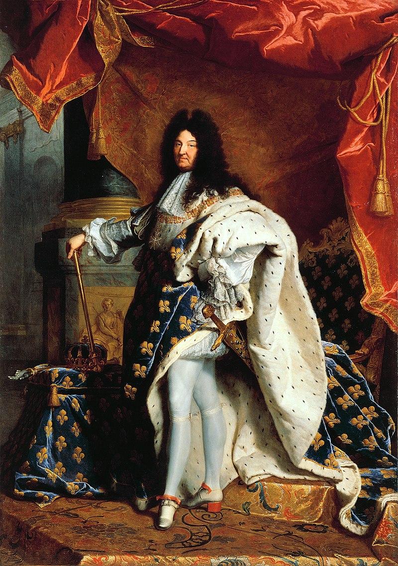 Ужасная судьба наследников  Людовика  XIV