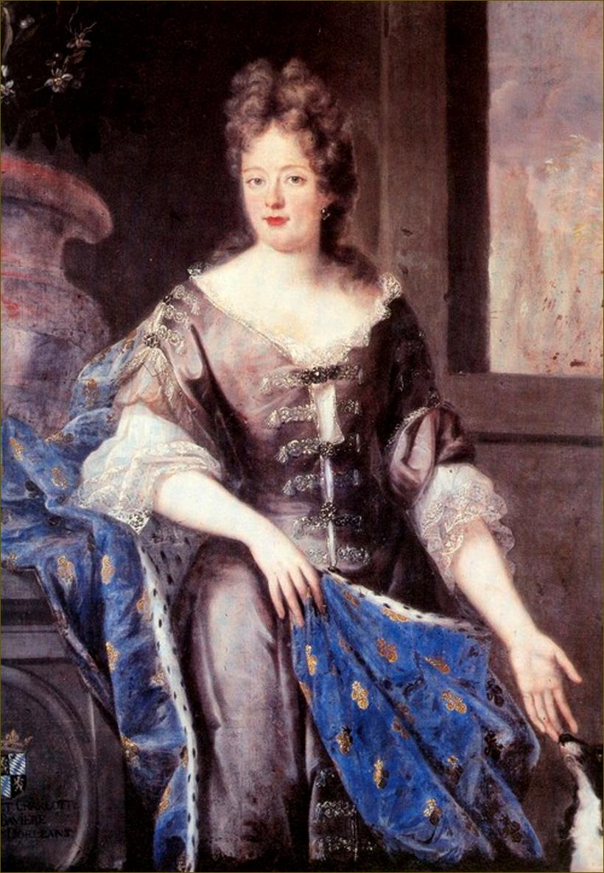 Умная принцесса при дворе Людовика XIV, принцесса Ля Палатин