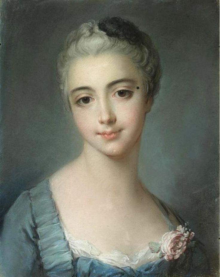 Мода на искусственные родинки в XVII – XVIII веках
