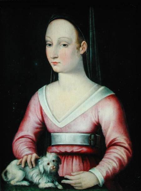 Агнес Сорель, первая официальная фаворитка монархии