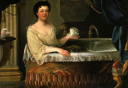 Гигиена в Версале