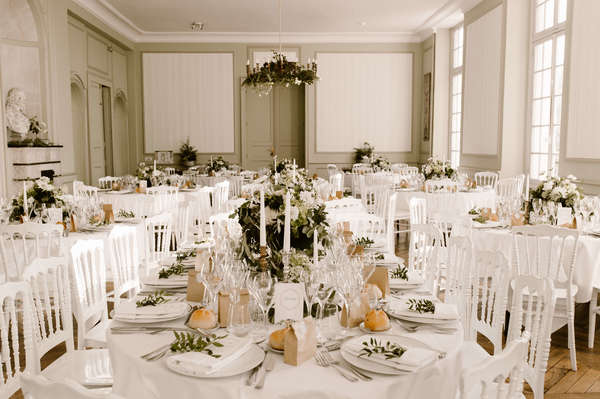 Свадьба или юбилей в замке