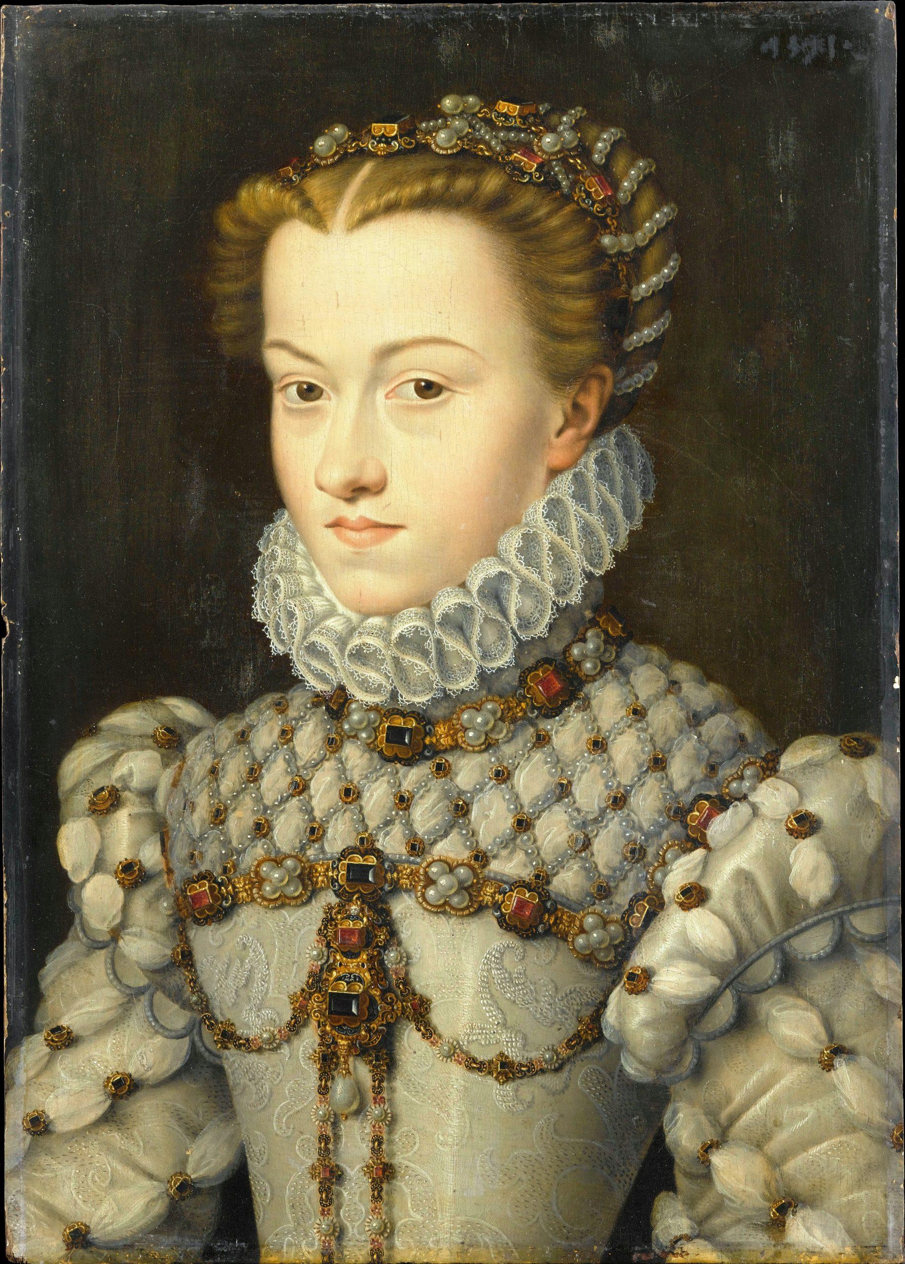 Элизабет Австрийская, королева Франции с минимальным стажем