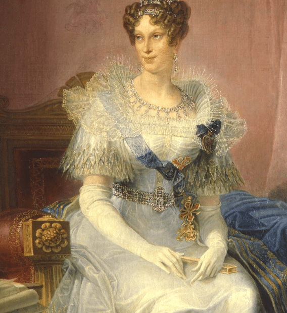 Мария-Луиза, австрийская императрица Франции