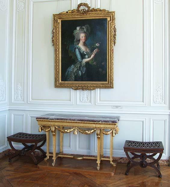 Женские интриги в Версале