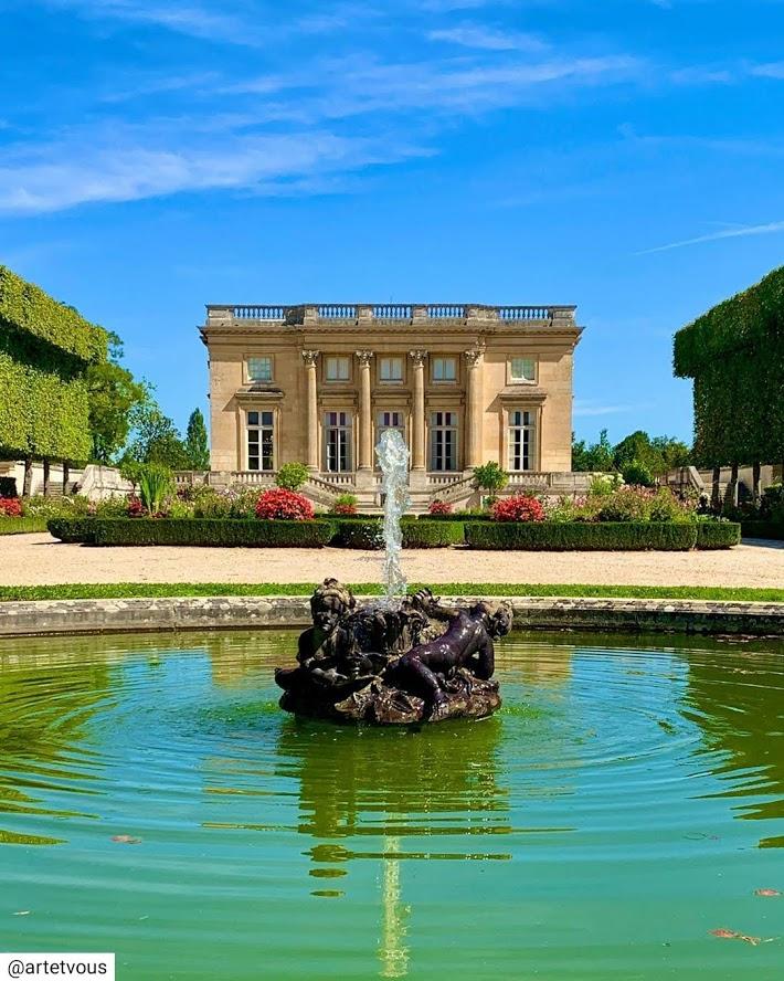 Версаль, часть 2. Малый Трианон