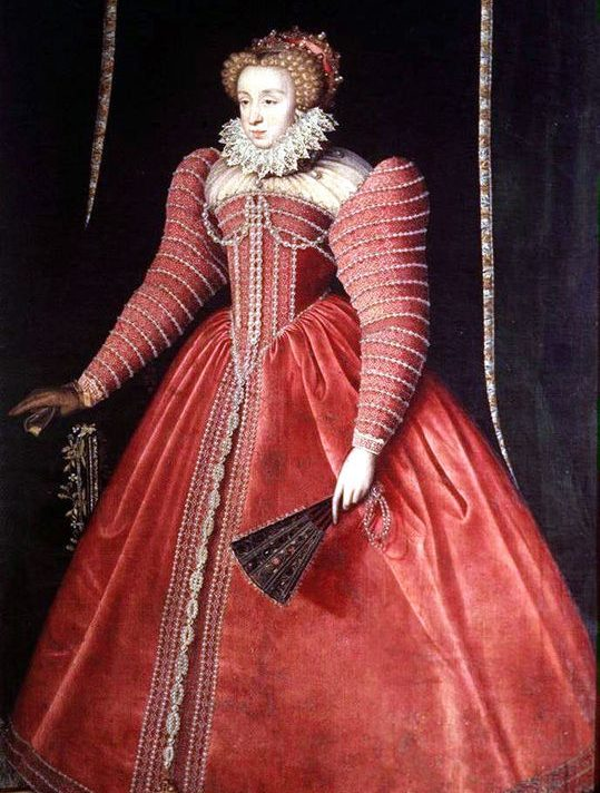 Клод Дё Франс, герцогиня Лотарингская