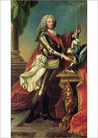 Регент, принц который любил женщин